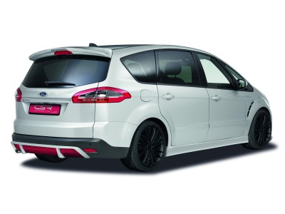 Ford S-Max Crono Rear Bumper Extension