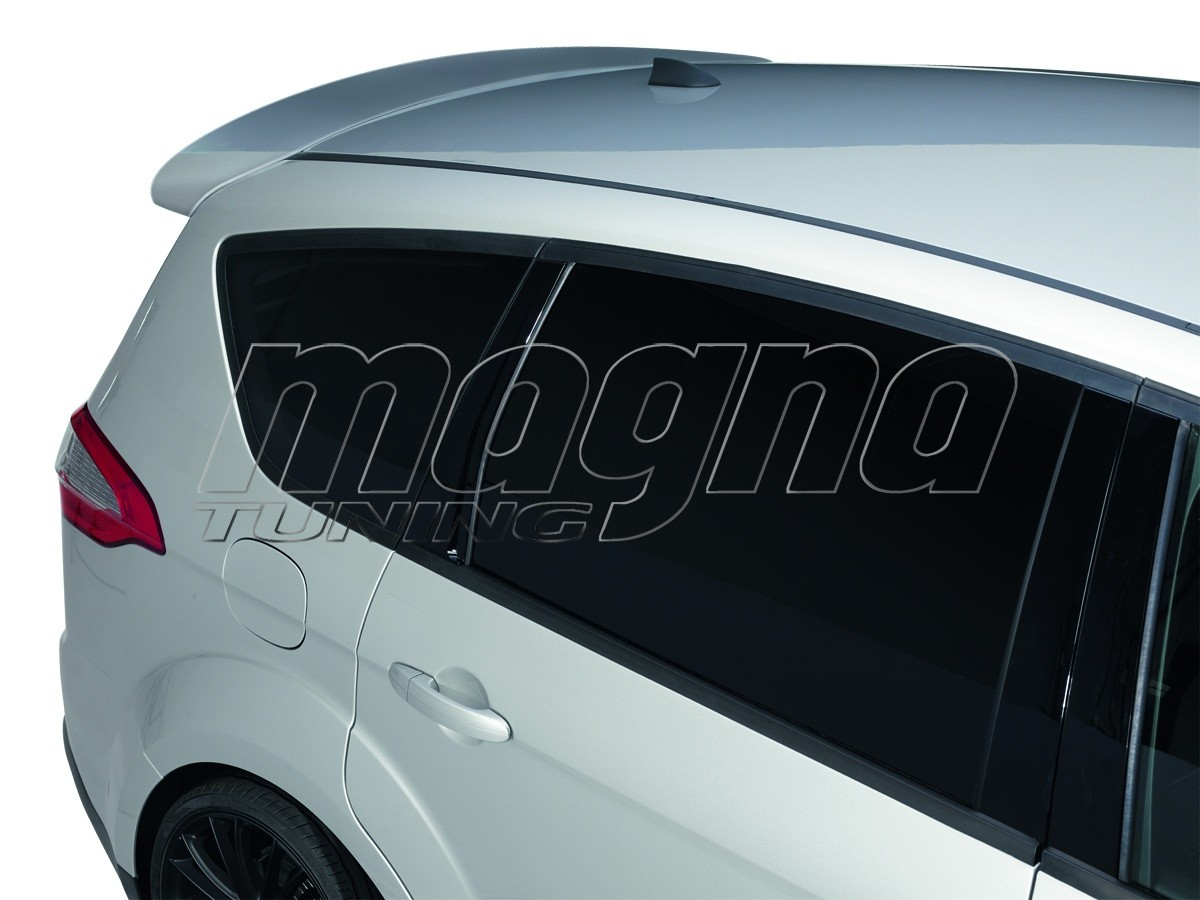 Ford S-Max Crono Rear Wing
