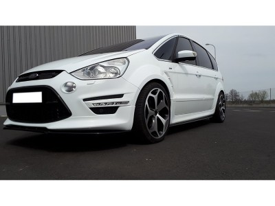 Ford S-Max MX Front Bumper Extension