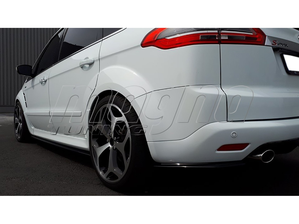 Ford S-Max MX Rear Bumper Extensions