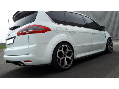 Ford S-Max MX Rear Bumper Extensions
