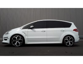 Ford S-Max MX Side Skirt Extensions