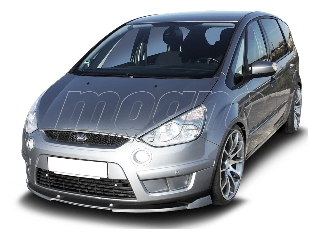 ford s max verus x front bumper extension. Black Bedroom Furniture Sets. Home Design Ideas