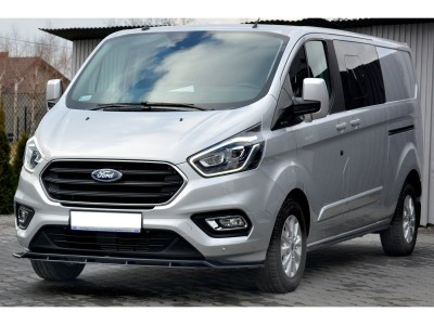 Ford Transit Custom MX Front Bumper Extension