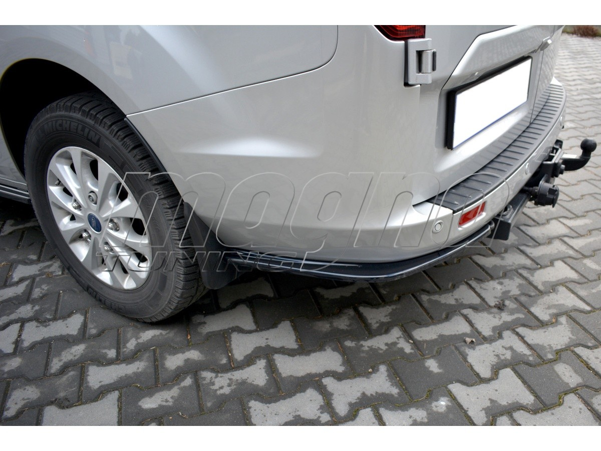 Ford Transit Custom MX Rear Bumper Extensions