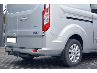 Ford Transit Custom MX Rear Bumper Extensions