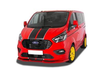 Ford Transit Custom V2 Front Bumper Extension