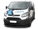 Ford Transit Custom Verus-X Front Bumper Extension
