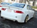 Honda Accord 03-06 Mugen-Style Rear Bumper Extension