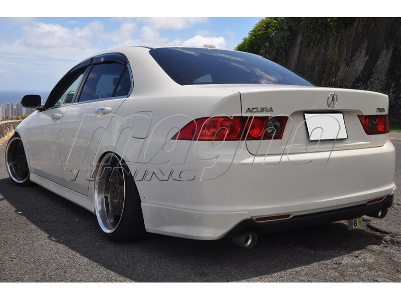 honda accord 06 08 a line body kit
