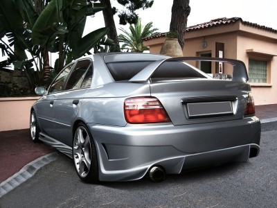 Honda Accord MK6 Aggressive Rear Bumper