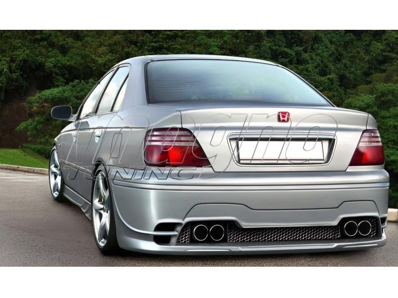 Honda Accord MK6 GTX Rear Bumper
