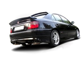 Honda Accord MK6 J-Style Rear Bumper Extension