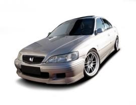 Honda Accord MK6 MX Front Bumper Extension