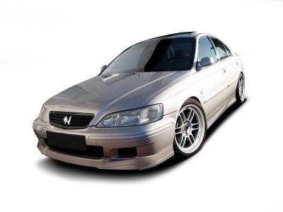Honda Accord MK6 MX Front Bumper Extension
