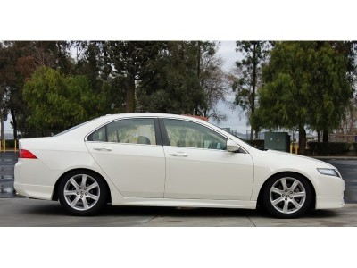 Honda Accord MK7 A-Line Side Skirts