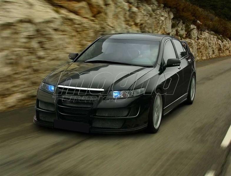 Honda Accord MK7 Alterno Front Bumper