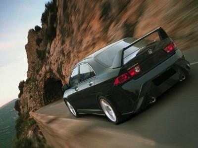 Honda Accord MK7 Alterno Rear Wing