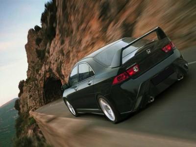 Honda Accord MK7 Alterno Seitenschwellern