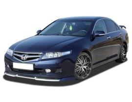 Honda Accord MK7 Facelift Verus-X Front Bumper Extension