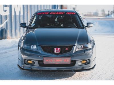 Honda Accord MK7 MX Front Bumper Extension