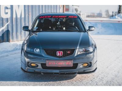 Honda Accord MK7 MX2 Front Bumper Extension