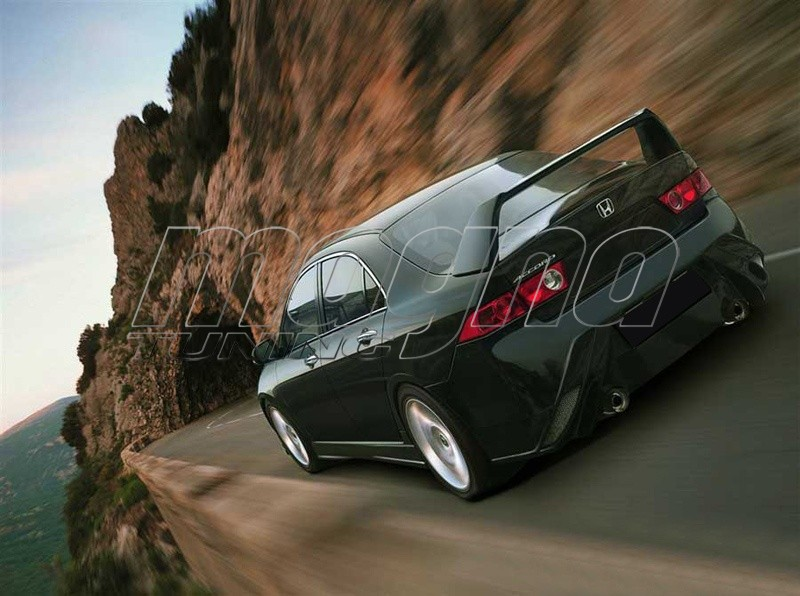 Honda Accord MK7 Sedan Alterno Body Kit