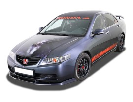 Honda Accord MK7 V1 Front Bumper Extension