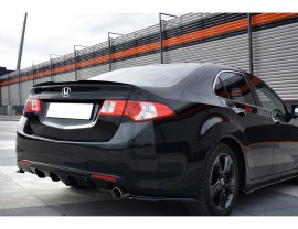 Honda Accord MK8 Matrix Rear Wing Extension