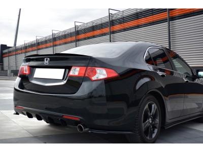Honda Accord MK8 Matrix Rear Wing Extension