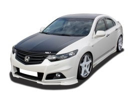 Honda Accord MK8 V2 Front Bumper Extension