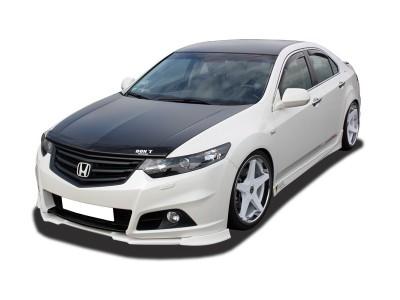 Honda Accord MK8 V2 Front Bumper Extension