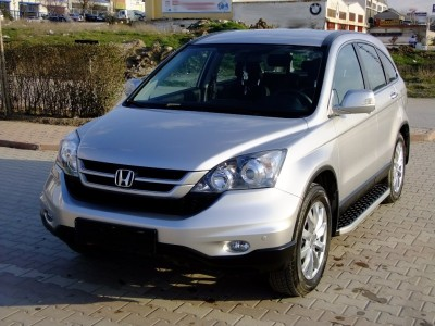 Honda CR-V MK3 Helios Running Boards