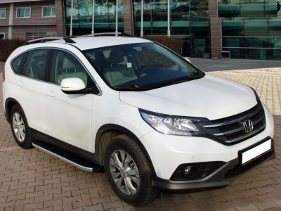 Honda CR-V MK4 Helios Running Boards