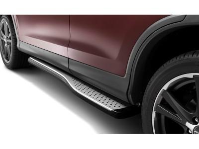 Honda CR-V MK4 Sport Trittbretter
