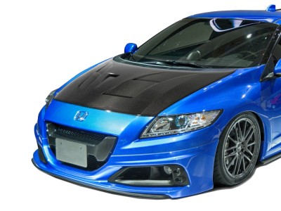 Honda CR-Z Drifter Carbon Motorhaube