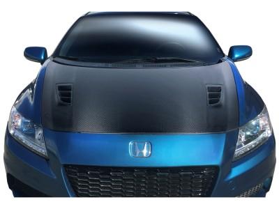 Honda CR-Z GTS Carbon Motorhaube