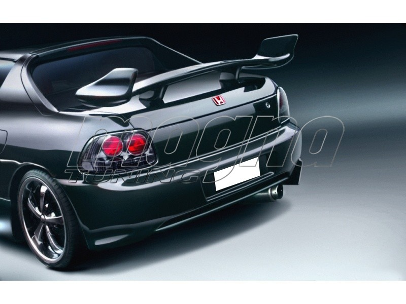 Honda CRX Del Sol A-Style Rear Wing