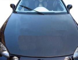 Honda CRX Del Sol OEM Carbon Fiber Hood