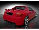 Honda CRX Del Sol TR Rear Bumper