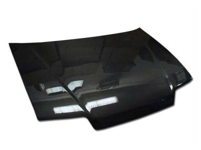 Honda CRX OEM Carbon Motorhaube