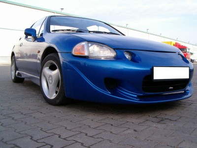 Honda CRX Targa Racing Body Kit