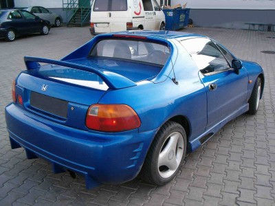 Honda CRX Targa Racing Side Skirts