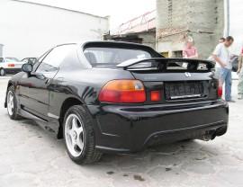 Honda CRX Targa Warrior Rear Bumper
