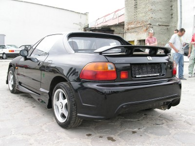 Honda CRX Targa Warrior Rear Bumper