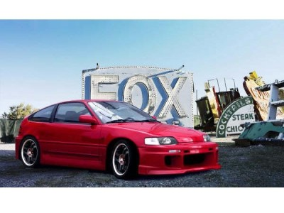Honda CRX Volt Body Kit