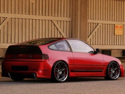 Honda CRX Volt Side Skirts