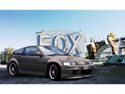 Honda CRX Volt Wide Body Kit