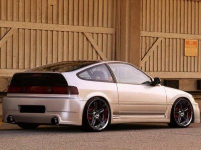 Honda CRX Volt Wide Side Skirts
