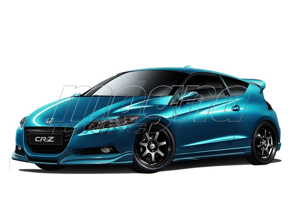 Honda CRZ Citrix Body Kit on pioneer audio
